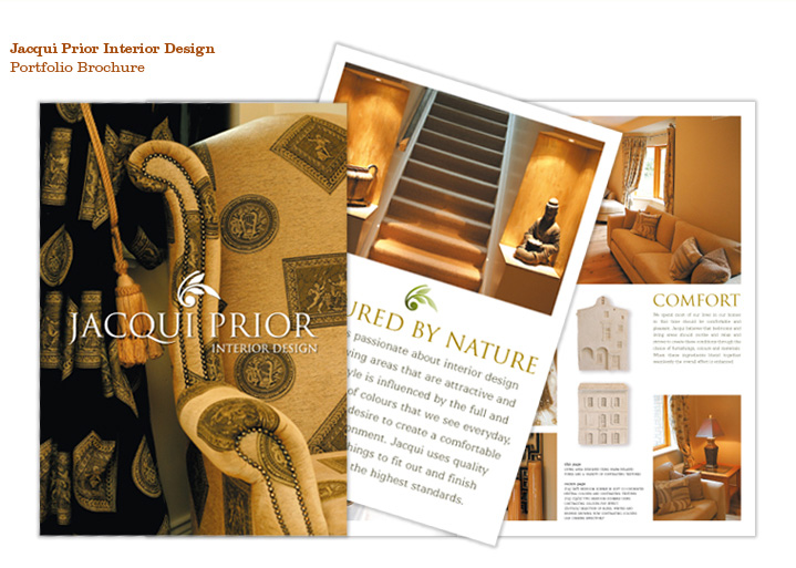 rustylemon design take a look at our portfolio brochure flyer